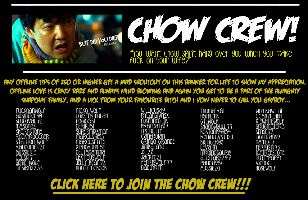 CHOW CREW APRIL2ND
