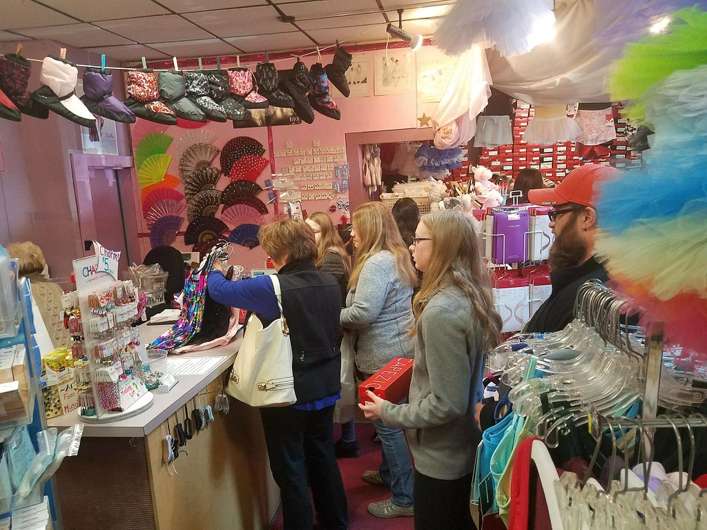 Bottoms Up Dance Boutique Will Close In May