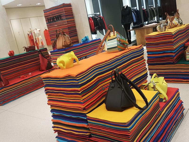 Loewe display
