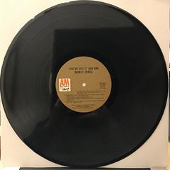 QUINCY JONES:YOU'VE GOT IT BAD GIRL(RECORD SIDE-B)