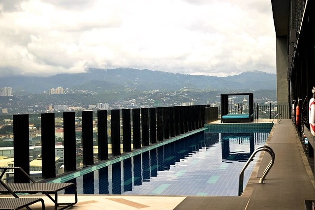 Bai Hotel Lap Pool