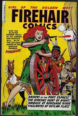Firehair Comics Australia