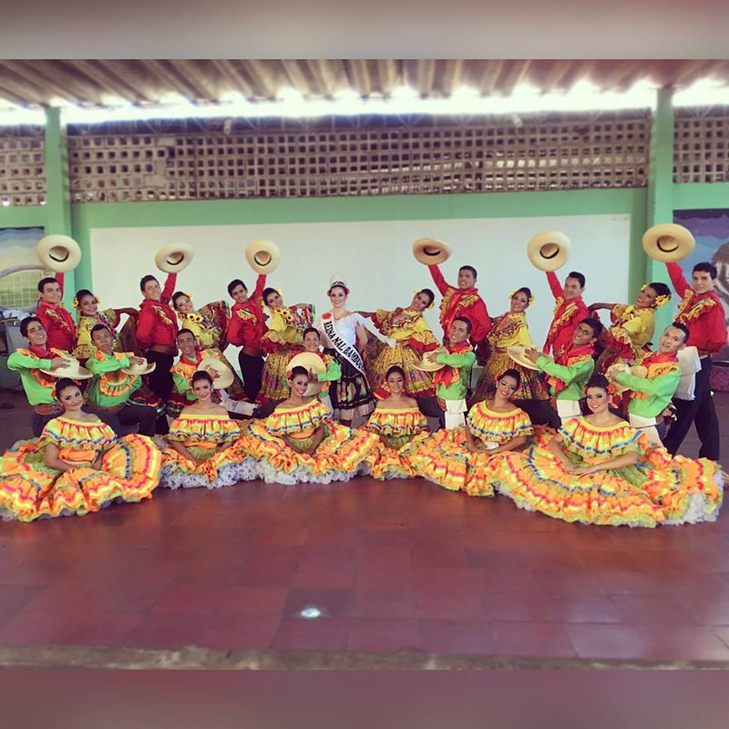 Dilan Tique, el bailarín que busca transmitir cultura