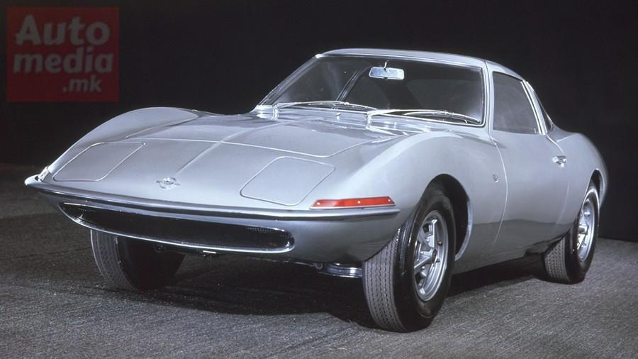 Opel GT istorija 17