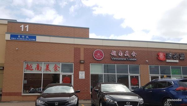 The Pho Restaurant storefront