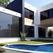Fachada de Casa en Cuernavaca por Mi casa en Cuernavaca