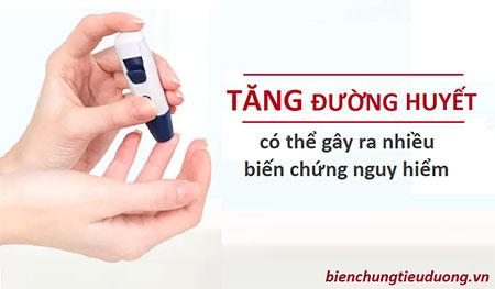 Nhận biết sớm triệu chứng tăng đường huyết giúp giảm nguy cơ mắc tiểu đường.