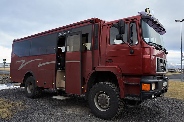 converted mail truck