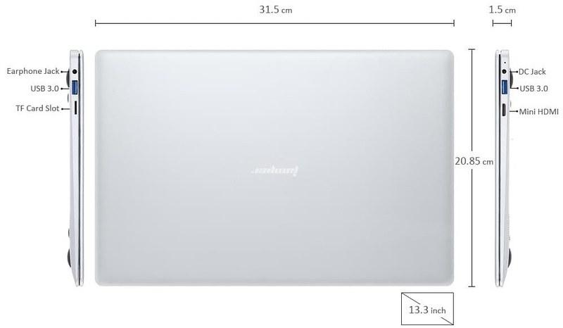 Jumper EZBOOK 3 Pro レビュー (16)