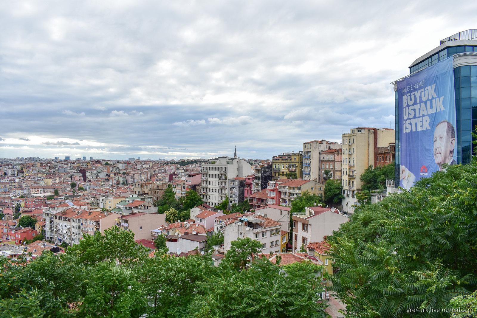 Стамбул, я люблю тебя!