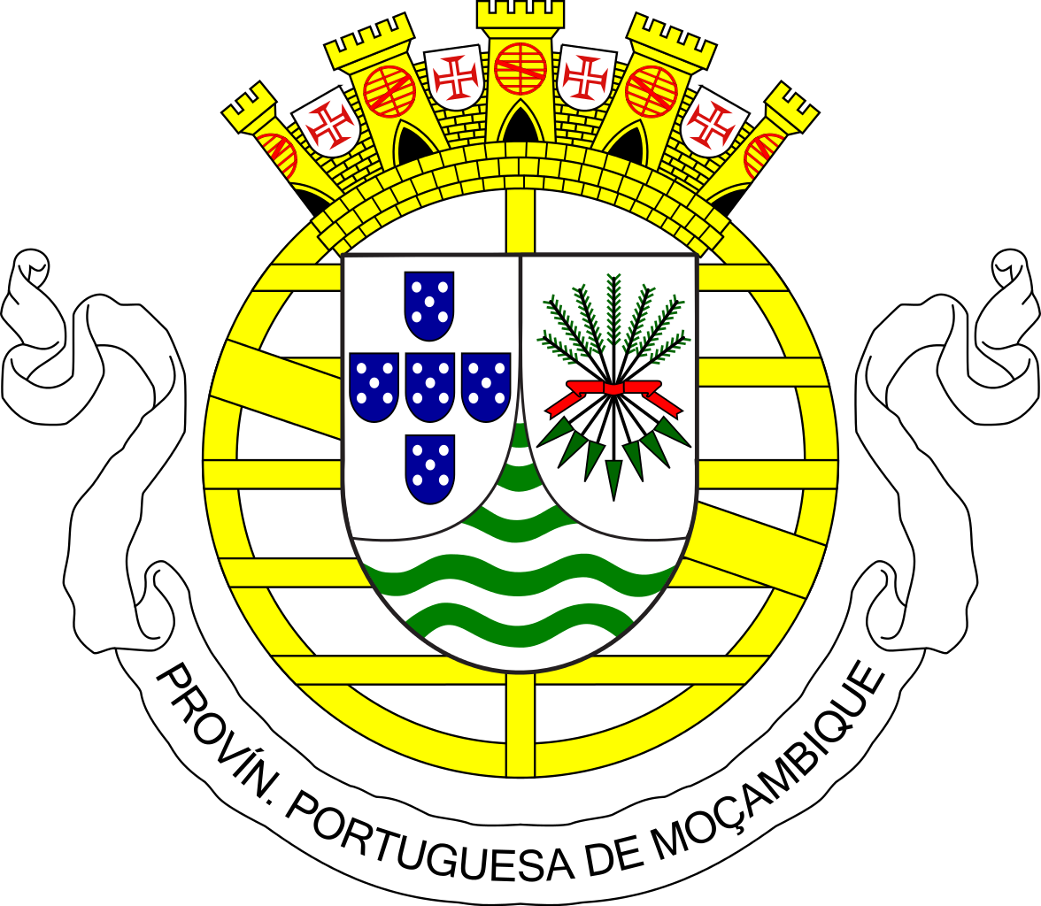 Portuguese East Africa - Coat of Arms