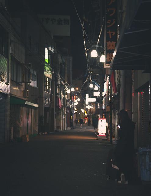 Osaka Alley 3, Canon EOS 5D MARK III, Canon EF 35mm f/1.4L II USM