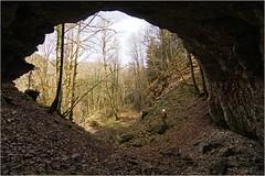 Grotte du Captage, vers Vaucluse