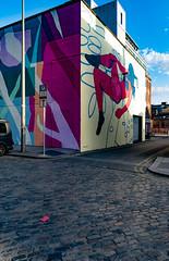 DUBLIN STREET ART IN SMITHFIELD [BURGESS LANE - HAYMARKET]-138648
