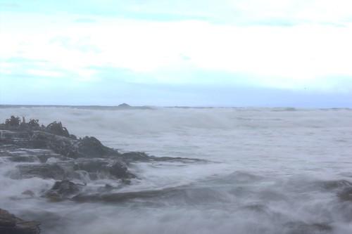 Smoky waves