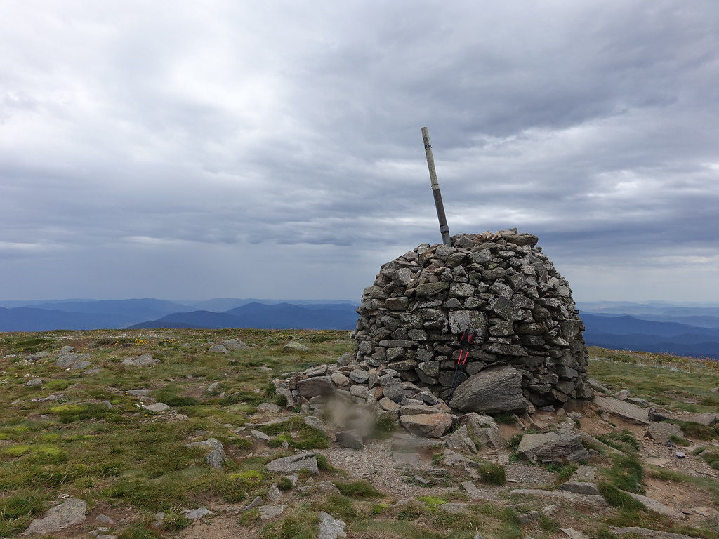 Mount Bogong summit