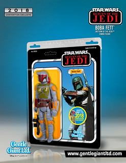 Gentle Giant Boba Fett Star Wars: Return of the Jedi Jumbo Figure [SDCC 2018 Exclusive]