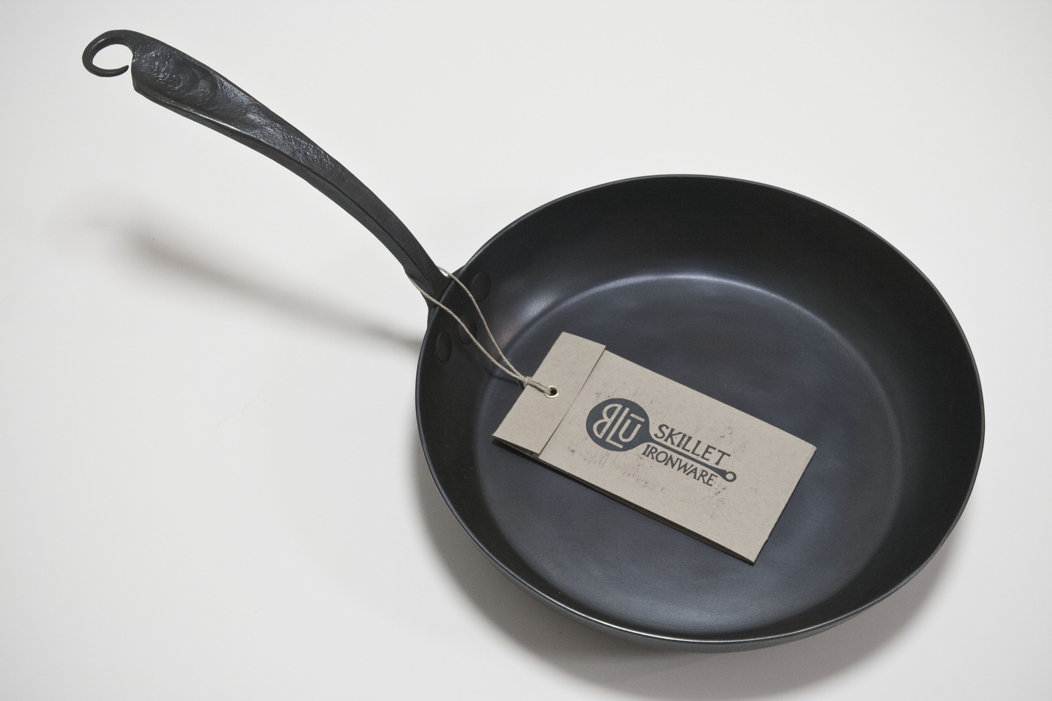 "Blu Skillet Ironware 10"" French Skillet"