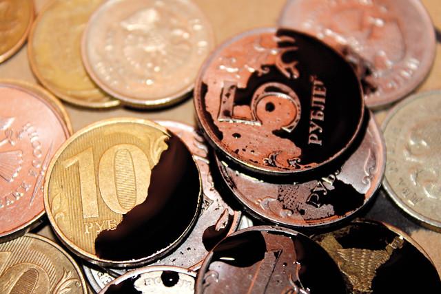 монеты и нефть