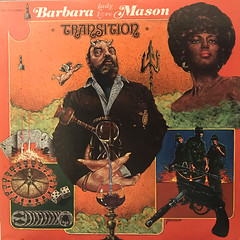 BARBARA MASON:TRANSITION(JACKET A)
