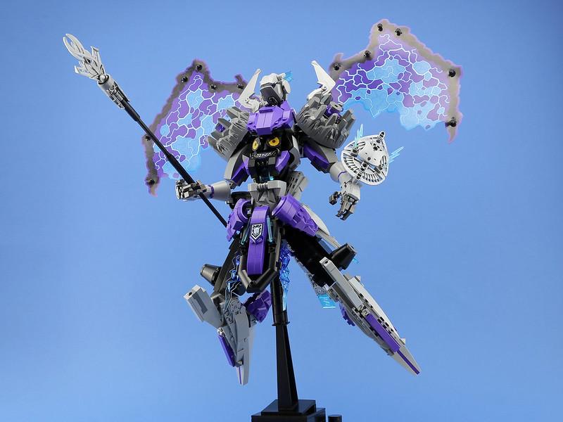 [MOC分享] Angel of Ultimate Destruction
