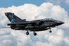 46+28 MRCA Tornado ECR Luftwaffe @ Schleswig-Jagel ETNS