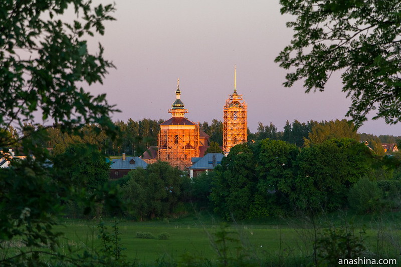 Церковь Бориса и Глеба, Суздаль