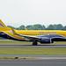 ASL France Boeing 737 F-GZTO