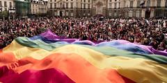 Rennes - Marche des fiertés 2018
