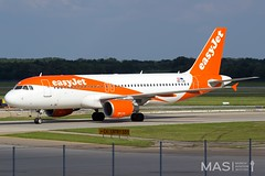 easyJet A320-200 OE-IJO @ MUC