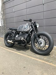 Badass by Kevils Speed Shop BMW R100 Brat Custom