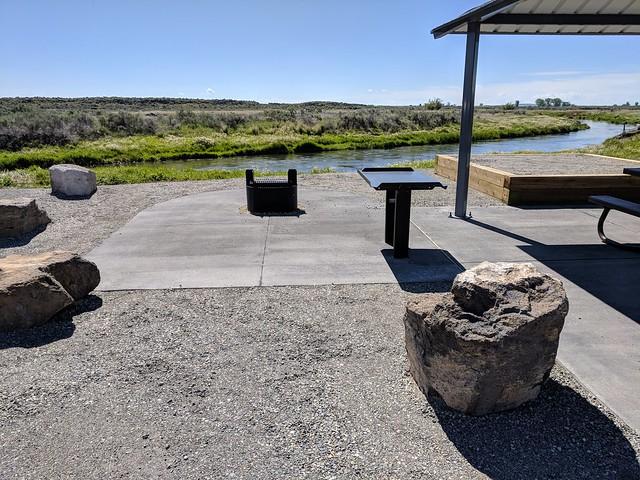 Silver Creek Recreation Site
