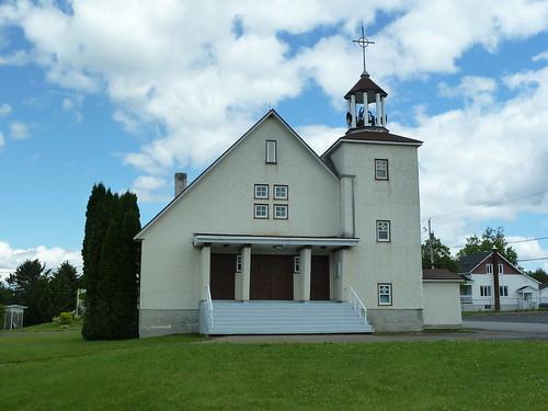 église saintalexandredeslacs matapédia bassaintlaurent