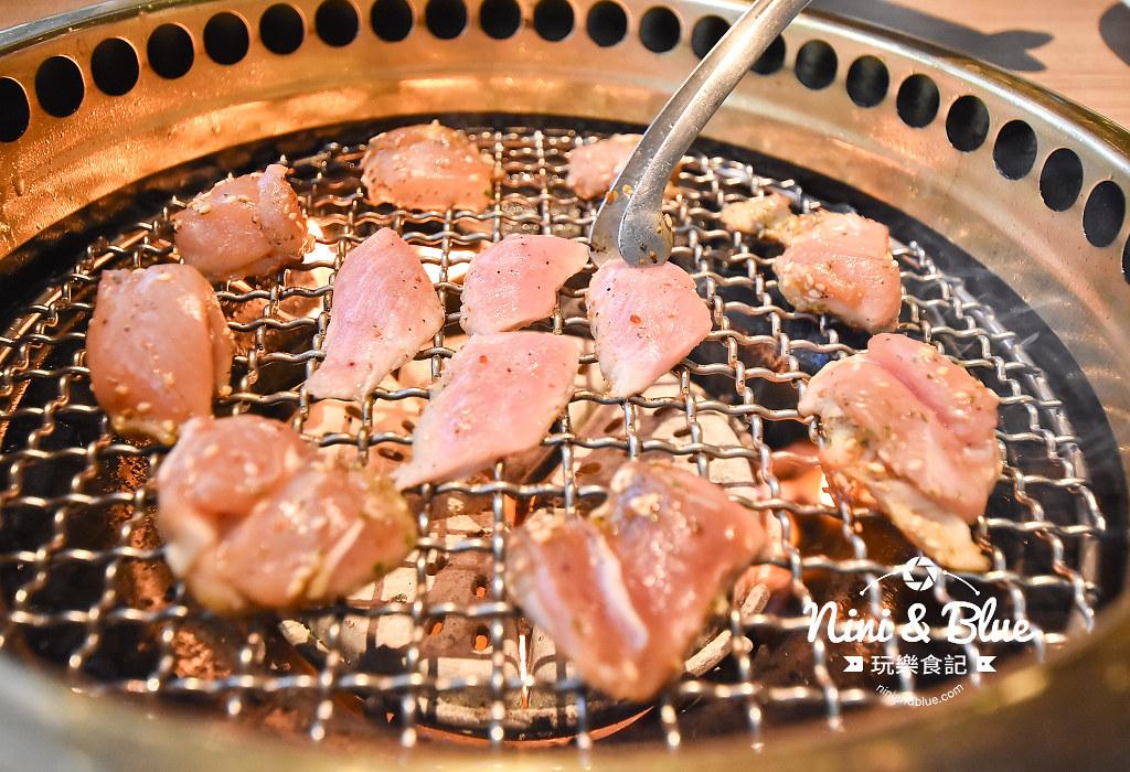 屋馬燒肉 台中公益路 燒肉Menu 21