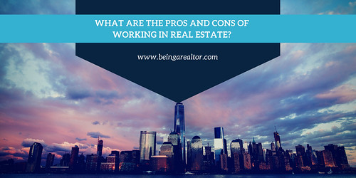 What are the Pros and Cons of Working in Real Estate