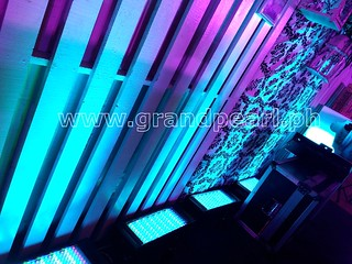 Lights for Styling Backdrop Grandpearl
