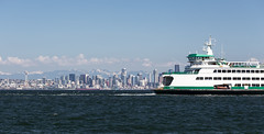 Ferry and Skyline
