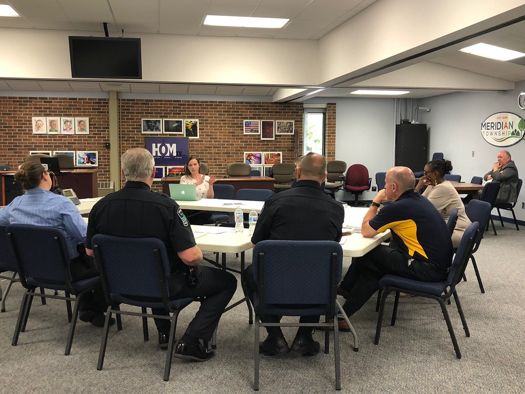 Meridian Township Holds Second CSC Initiatives Meeting