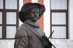 Monument to Harmensz van Rijn to Rembrandt