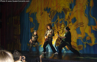 Brian May live @ WWRY, Madrid - 2004