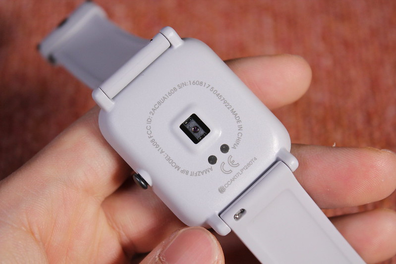 Xiaomi Huami Amazfit Bip インターナショナルバージョン 開封レビュー (10)