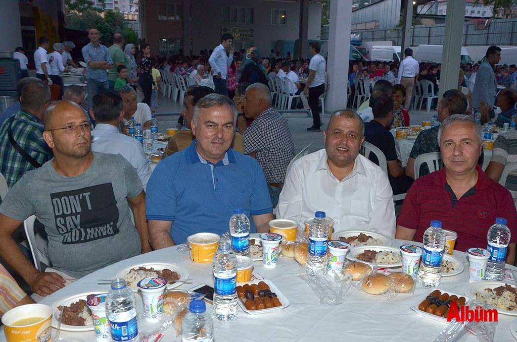 Türel'den iftar daveti