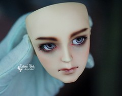 土方歳三[Volks]faceup commission