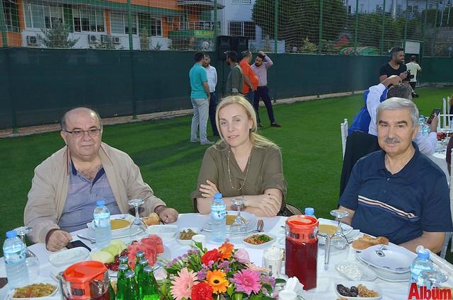 Faruk Nafiz Koçak, Nurhan Özcan, Cengiz Aydoğan
