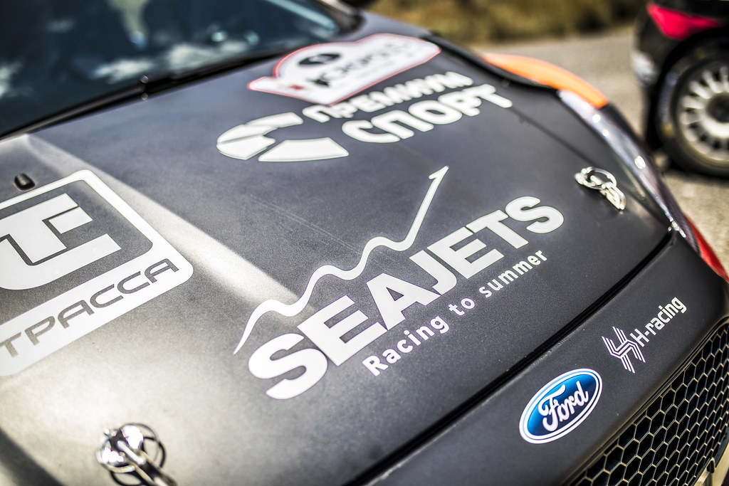 SEAJETS during the European Rally Championship 2018 - Acropolis Rally Of Grece, June 1 to 3 at Lamia - Photo Gregory Lenormand / DPPI