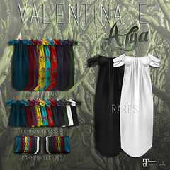 NEW! Valentina E. Arya Ensemble GACHA @ The Epiphany!