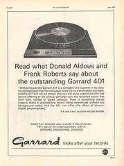 Garrard Adv Gram 0666