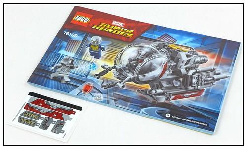 LEGO Marvel Superheroes 76109 Quantum Realm Explorers 04