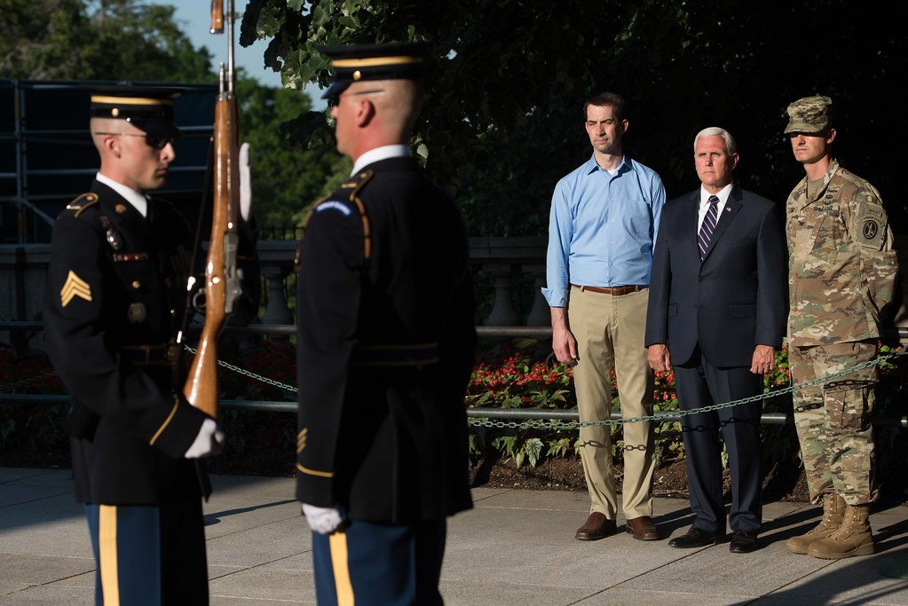 180524-A-OA805-055 | Vice President Mike Pence, 48th Vice Pr