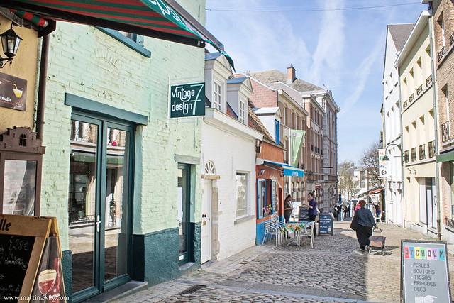 Rue des Renards a Marolles